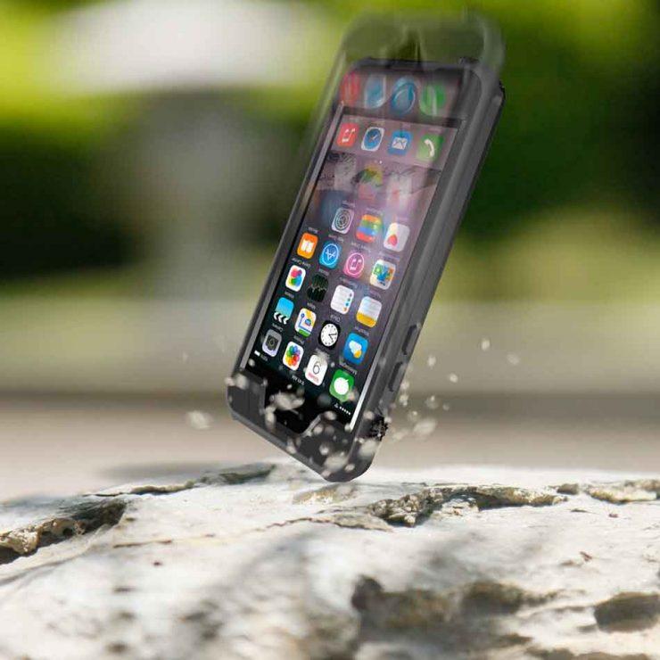 coque iPhone intégrale renforcée